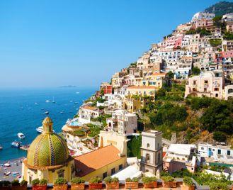 Paths Of The Amalfi Coast