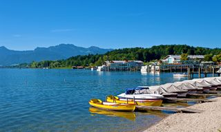 Cycling Bavaria's Lake Chiemsee