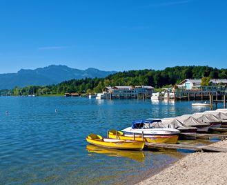 Cycling Bavaria's Lake Chiemsee