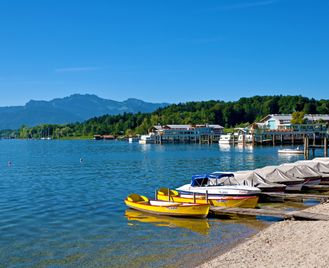 Highlights Of Lake Chiemsee By Bike