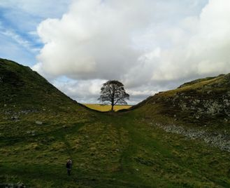Walking The Best Of Hadrian's Wall