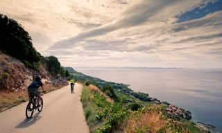Cycles & Scenery In Croatia