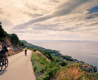 Edits: Cycles & Scenery In Croatia