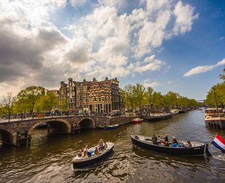 Cycling From Amsterdam To Brussels