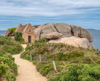 Coastal Walking In Brittany And Jersey