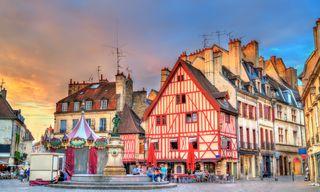 Burgundy Walking: From Dijon To Meursault