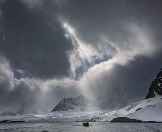 Paul Goldstein Spitsbergen Photographic Charter