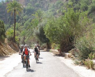 Cycle Morocco's Great South