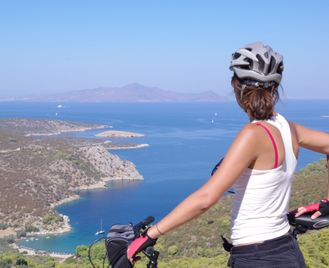 Cycling In Greece