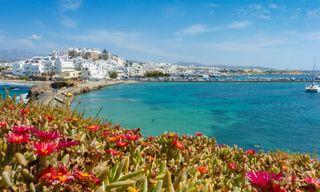 Walking On The Greek Islands