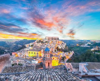 Cycle Sicily - Syracuse To Mount Etna