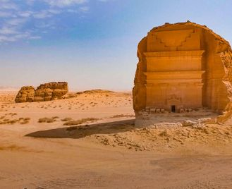 Explore The Kingdom Of Saudi Arabia