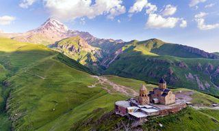 The Best Of Georgia, Armenia And Azerbaijan