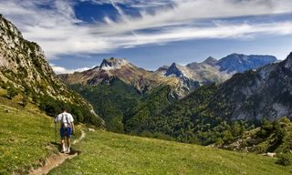 Walking In The Andorran Pyrenees