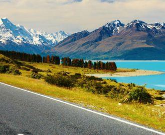 New Zealand by Campervan