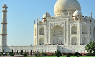 Dreams of the Taj