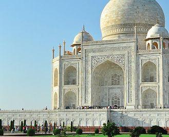 Dreams of the Taj
