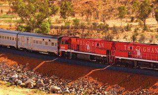 Luxury Trains of Australia