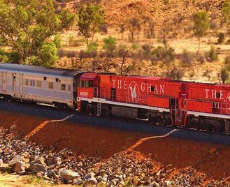 Luxury Trains of Australia