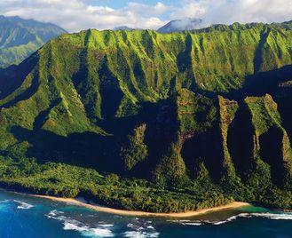 California & Hawaii