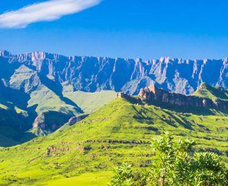 KwaZulu-Natal: Mountains, Safari & Beach
