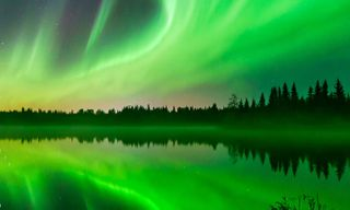 Northern Lights of the Yukon