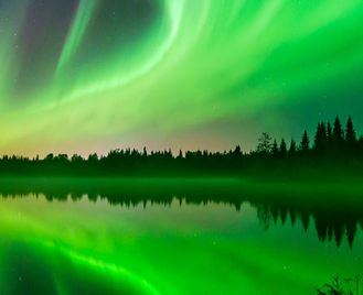 Northern Lights of the Yukon