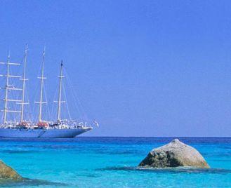 Sailing the Andaman