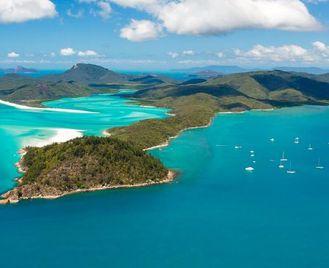 Queensland's Islands & Beaches