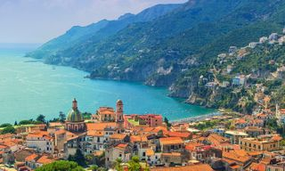 Beautiful Amalfi