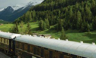 The Venice Simplon Orient Express