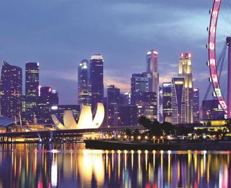 Luxury Singapore & Beaches