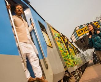 Northern India By Rail