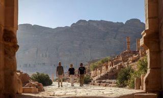 Explore Jordan