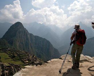 Machu Picchu And The Amazon