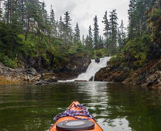 Alaska Camping: Glaciers & Mountains