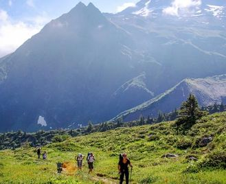 Trekking Mont Blanc