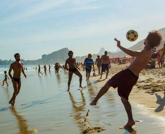 Bolivia To Brazil: Highlands & Coastlines