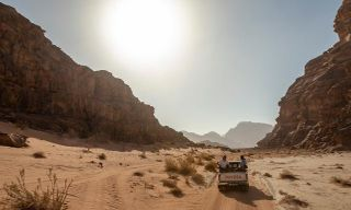 Explore Petra & Wadi Rum Independent Adventure