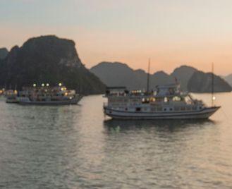 Halong Bay Junk Cruise