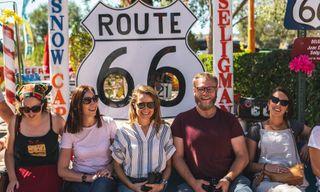 LA to Vegas Adventure