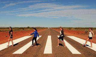 Darwin to Perth Overland