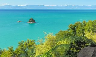 New Zealand North Island Explorer Southbound