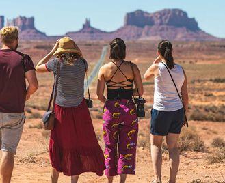 Vegas to LA: Grand National Parks