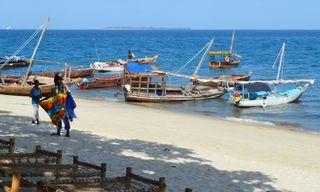 Zanzibar Beach Break