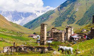 Azerbaijan & Georgia Experience