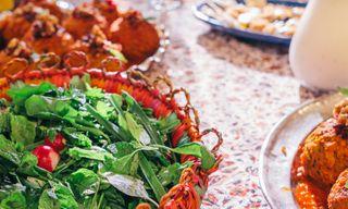 Iran Real Food Adventure