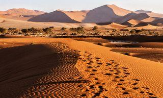Namibia Dunes - Camping
