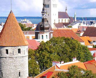 Cycle the Baltics