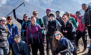 Epic Everest Base Camp Trek